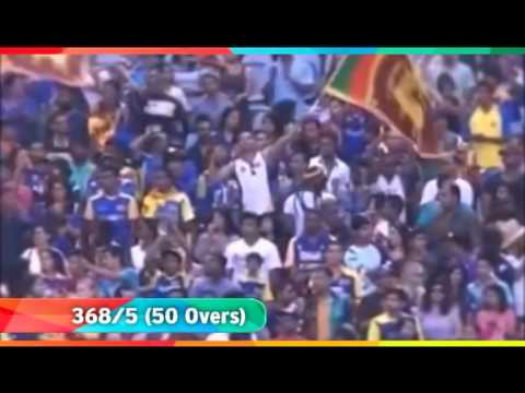 Thirimanne and Chandimal singing on a Sri Lankan TV show