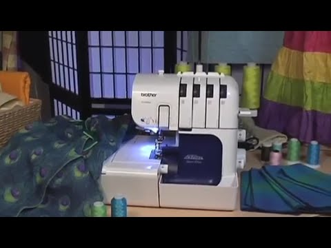 Brother™ 5234PRW Project Runway Limited Edition Serger Overview