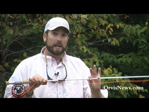 Orvis - Fly Casting Lessons - The Basic Fly Cast