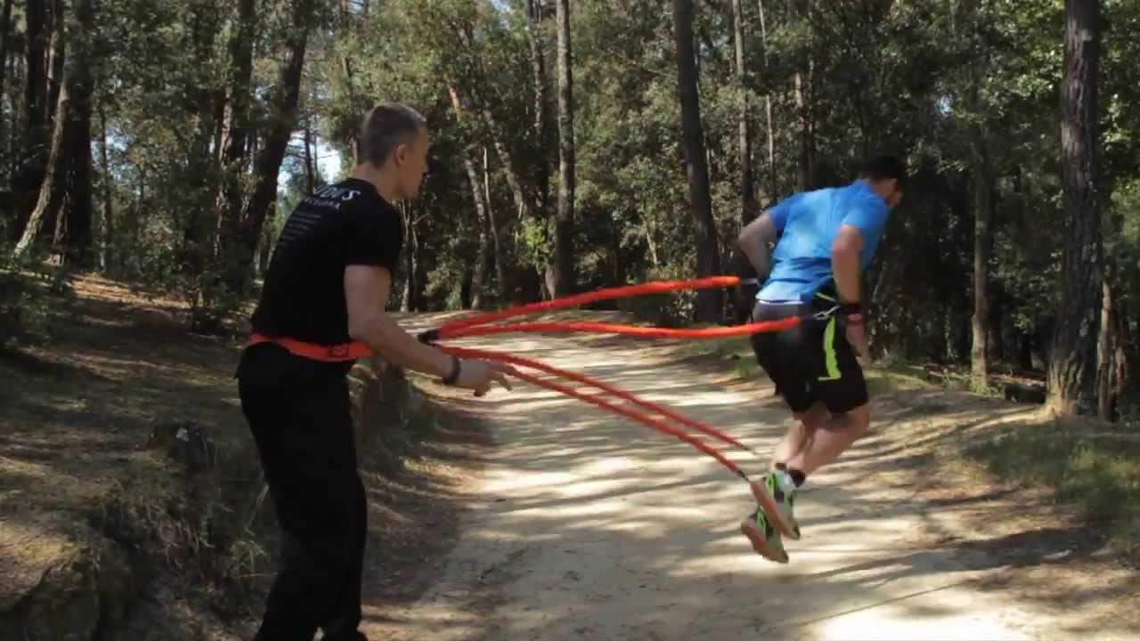 En Forma: entrenar la técnica de carrera por montaña