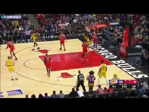 Los Angeles Lakers vs Chicago Bulls Full Game Highlights   Nov 5, 2019
