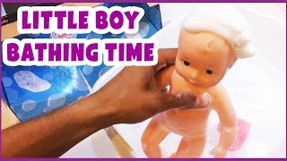Cute Boy will be washing it's his bathing time! Awesome Baby boy unpacking and live playing with perfect and soft toy doll.We all really love cartoons! That's for sure! Cartoon Games TV channel you can just find any children's games and videos from your favorite movies! Here it is easy to see the video of the children's games: My Little Pony friendship is magic, Monster High, Ever After High, Equestria Girls and Minions. Many cognitive games for every taste, picking puzzles, dolls, dress up games, review and cooking games - this is what you will always find in the Cartoon Games TV! This channel its best online games for girls and boys.Subscribe:  https://www.youtube.com/channel/UC6_HlI3Nbo2TF5vrMnz4hJg?sub_confirmation=1My Little Pony Friendship is Magic:https://goo.gl/3sHOA0Monster High and Ever After High:https://goo.gl/FgKtMQEquestria Girls:https://goo.gl/dXO18NReal movies:https://goo.gl/a6PLqfgames for girls to play, Dress up and MakeUP:https://goo.gl/R8kFKtBarbie games:https://goo.gl/5EvH1G