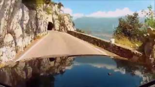 Tremosine Italy  city images : Italian best road on Garda Lake - Tremosine