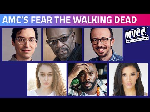 AMC's Fear the Walking Dead видео