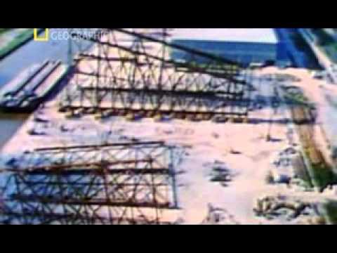 Чудеса Инженерии - Нефтяная вышка