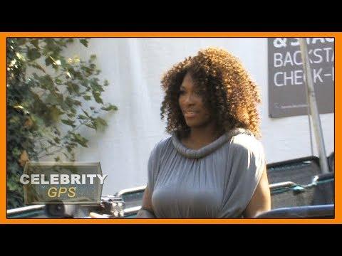 Serena Williams having a baby girl? - Hollywood TV