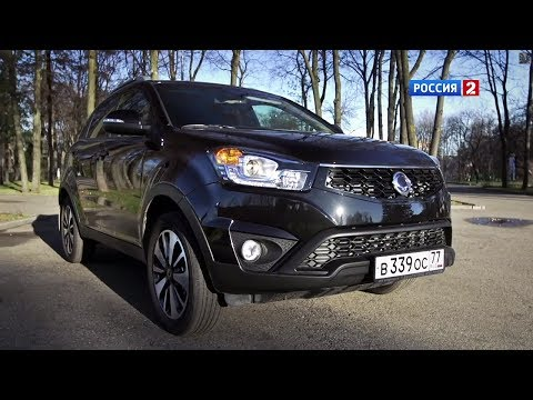 ????-????? SsangYong Actyon 2014 facelift // ????????? 131
