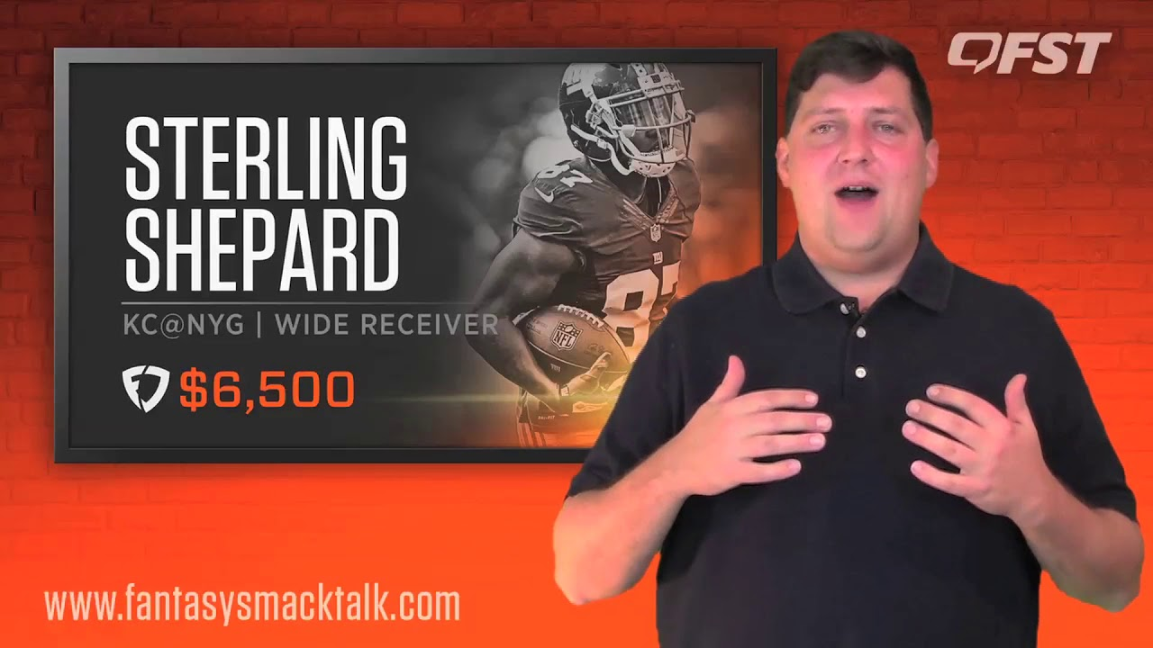 Daily Fantasy Football: Week 11 FanDuel Value Picks thumbnail