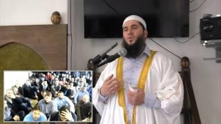 Ofendimet dhe sharjet ndaj Muslimanëve - Hoxhë Muharem Ismaili