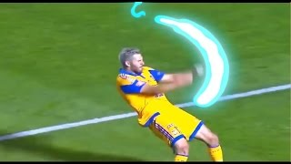 Craziest Goal Celebrations moments with bullshit effects xD