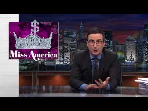 Last Week Tonight with John Oliver: Miss America Pageant