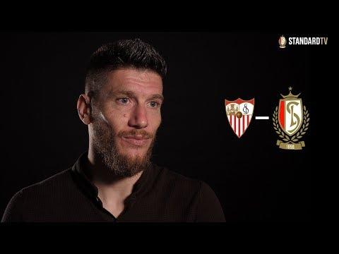 """Pocognoli : """"Séville, c'est le niveau Champions League"""""""