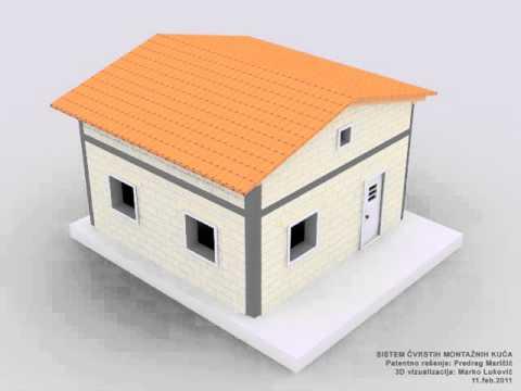 prefabricated house-new method