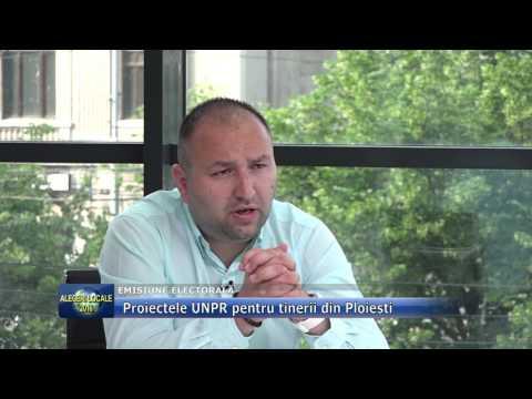 Emisiunea Electorală – 23 mai 2016 – Raul Petrescu