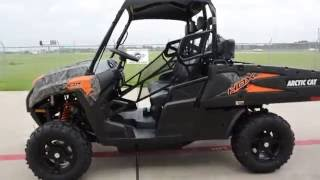 9. 2016 Arctic Cat Prowler 700 HDX Special Edition True Timber Camo Overview and Review