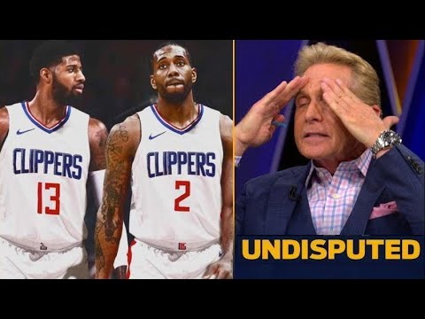 """UNDISPUTED - Skip: """"I've seen enough, Clippers are done"""" 