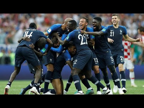 Fußball-WM 2018: Frankreich gewinnt das Finale 4:2 ge ...