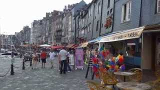 Honfleur France  city pictures gallery : Honfleur, 翁弗勒尔 Calvados, Basse-Normandie, France