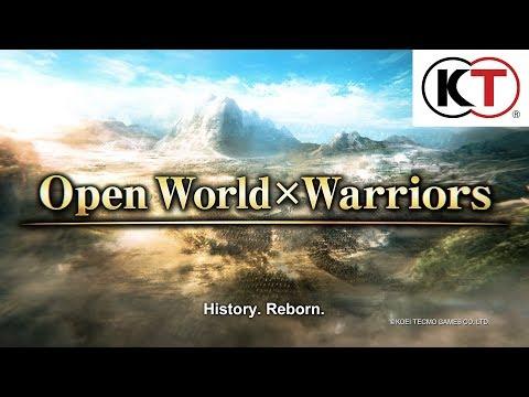 Open World Trailer de Dynasty Warriors 9