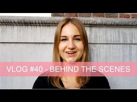 Vlog: behind the scenes #40 | Girlscene