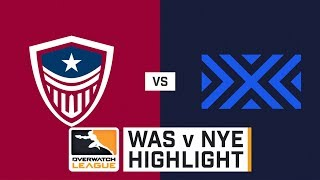 Nonton Highlights Washington Justice Vs  New York Excelsior   Stage 1   Week 1   Day 3   Overwatch League Film Subtitle Indonesia Streaming Movie Download