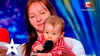 Video Babies performed with their moms on Ukraine's got talent MP3, 3GP, MP4, WEBM, AVI, FLV Oktober 2018