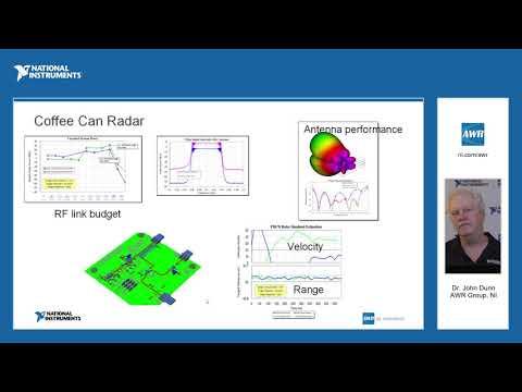 Design Example:  ADAS Automotive Radar System