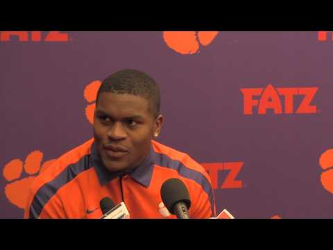 Stephone Anthony Interview 11/25/2013 video.