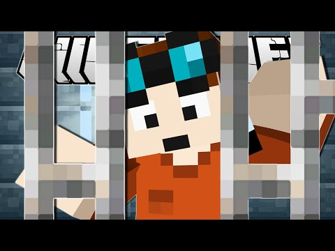 Minecraft | I'M BACK IN PRISON!! | Escapists 2 Custom Map (видео)
