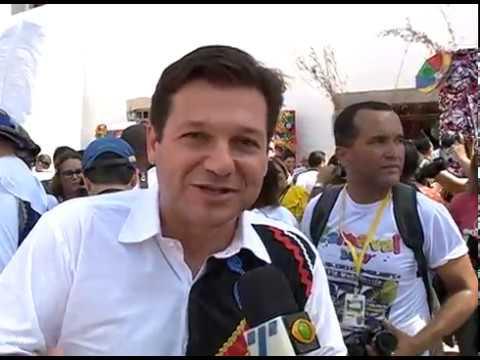 Geraldo Júlio afirma que Recife está pronto para o Carnaval