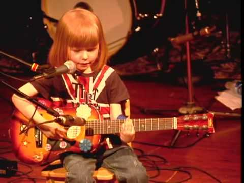 Collection: Rock'n'Roll Toddler Talent Show