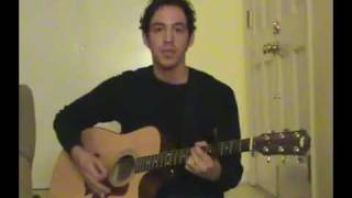 """Bittersweet, Original Song by Gabe Zepeda. Lyrics from John Newton. """"There's a wonder working wood, I heard the people say,..."""
