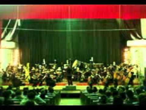 Orquestra Sinfônica de Minas Gerais em Matozinhos