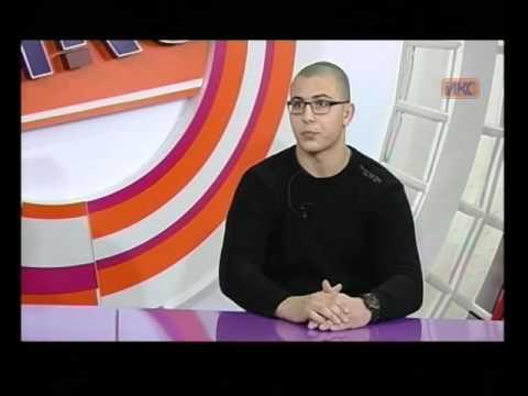 Интервью президента Федерации дзюдо Севастополя Андрея Ярмовского и КМС Александра Шалимова