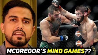 Video Khabib vs Mcgregor Fight | How Conor Mcgregor Failed in Mind Games? MP3, 3GP, MP4, WEBM, AVI, FLV Oktober 2018