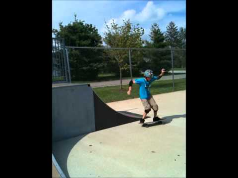 James Rooney @ Greensburg Skatepark