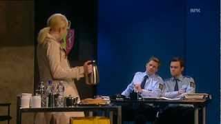 Underholdningsavdelingen: Svenskegrensen