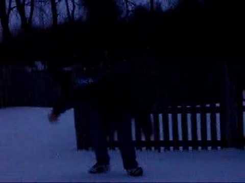 Ice Skating without skates