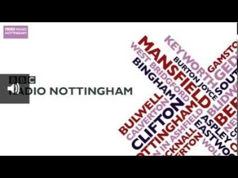 BBC Radio Nottingham - September  2013