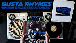 Discover Classic Samples On Busta Rhymes 'When Disaster Strikes'