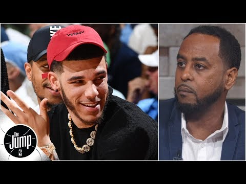 Video: Lonzo Ball will fit in with the Pelicans, but needs to stay healthy – Amin Elhassan | The Jump