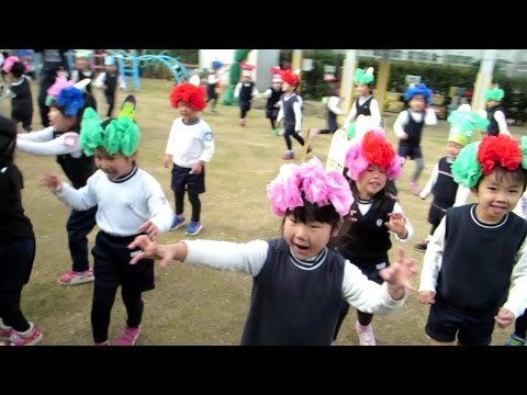2016年度 まめまき【附属幼稚園】