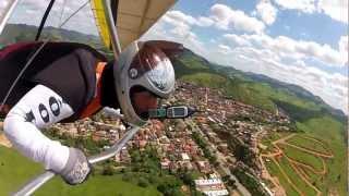 Fábio Lopes voando com amigos - GV 09/03/2013
