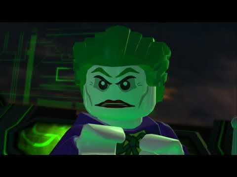lego batman 2 dc super heroes wii youtube