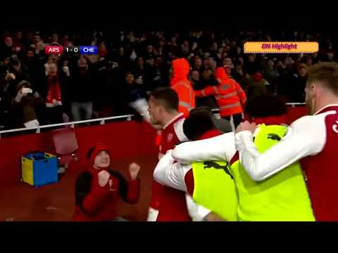 Arsenal vs Chelsea 2-2 All Goals and Highlights with English Commentary 2017-18 HD