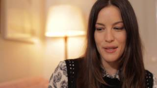 Liv Tyler talks Meditation for LIVE ON EARTH, a benefit concert for First Responders Oct 16, 2013