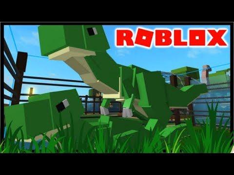 New Dinosaurs Expanding Dino Park Roblox Dino Park Tycoon Minecraftvideos Tv