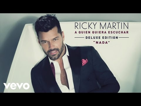 Ricky Martin - Nada (Cover Audio)