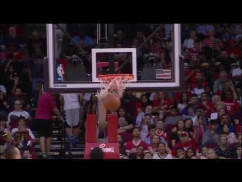 Aaron Brooks - Three Pointer vs Mavericks