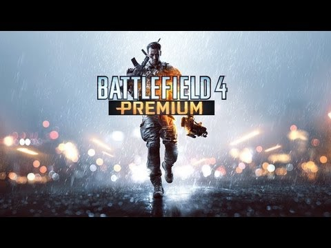 Hispasolutions Battlefield 4 Premium caratula DVD PC